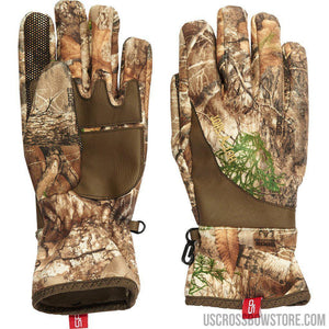 Hot Shot Trooper Glove Realtree Edge Large-Hunting Clothing & Apparel-US Crossbow & Archery Store