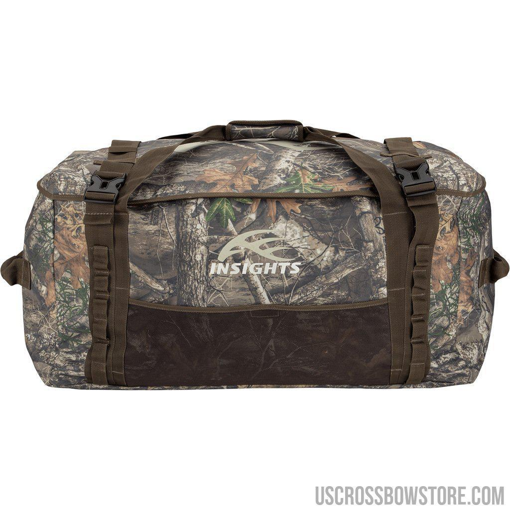 Insight Traveler Gear Bag Realtree Edge 2x-large-US Crossbow & Archery Store