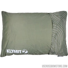 Load image into Gallery viewer, Klymit Drift Camping Pillow Green Large-Fishing & Camping Equipment-US Crossbow & Archery Store