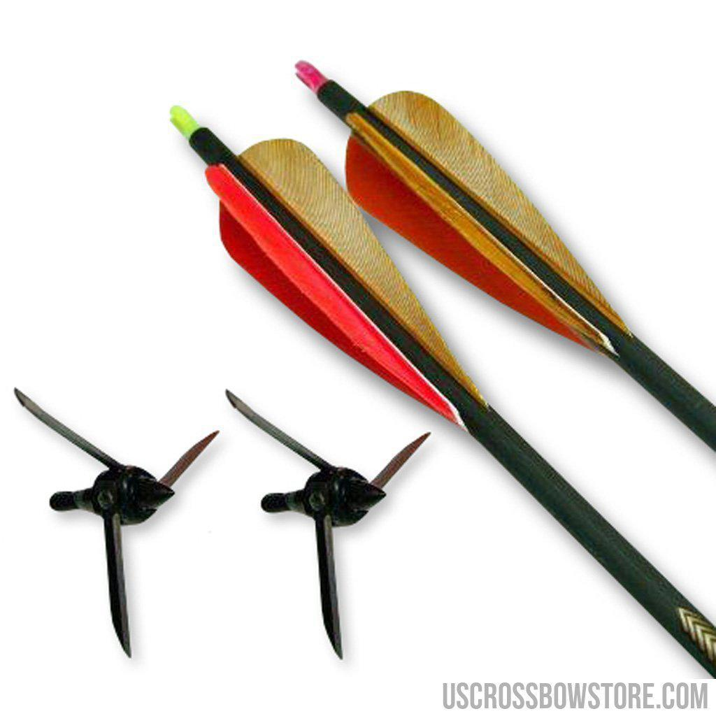 Magnus Bullhead Bow Kit 100 Gr.-Magnus-US Crossbow & Archery Store
