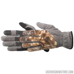 Manzella Lakewood Gloves Realtree Xtra Large-US Crossbow & Archery Store