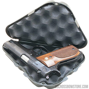 Mtm Compact Handgun Case Up To 2 In. Barrel Black-US Crossbow & Archery Store