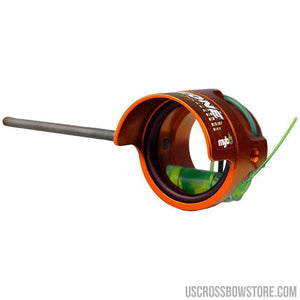 Mybo Ten Zone Scope Blaze Orange 0.75 Diopter Green Fiber-Archery Products-US Crossbow & Archery Store