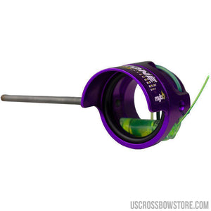Mybo Ten Zone Scope Purple Haze 0.50 Diopter Green Fiber-Archery Products-US Crossbow & Archery Store