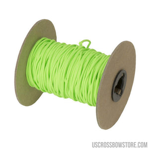 October Mountain Release Loop Fluorescent Green 250 Ft.-October Mountain-US Crossbow & Archery Store