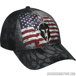 Outdoor Cap Kryptek Flag Hat Typhon-Outdoor Cap-US Crossbow & Archery Store