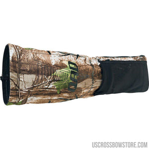 Qad Ultra Armguard Camo-Archery Products-US Crossbow & Archery Store