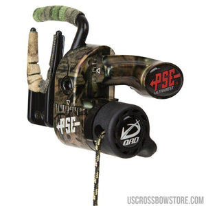 Qad Ultrarest Hdx Pse Mossy Oak Infinity Rh-Archery Products-US Crossbow & Archery Store