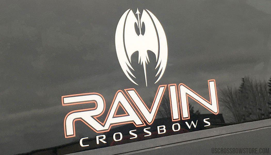 Ravin Window Decal-US Crossbow & Archery Store