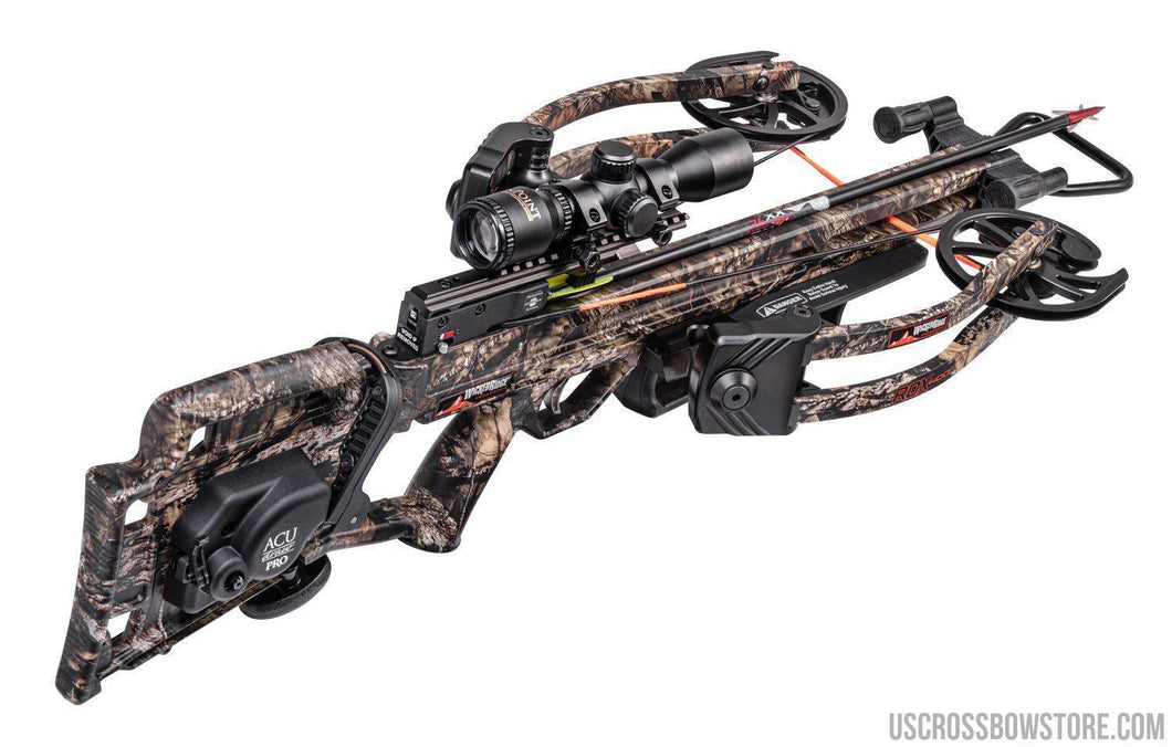 Rdx 400, Rope-Sled, Mulit-Line Scope-US Crossbow & Archery Store