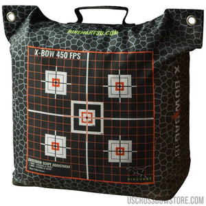 Rinehart X-bow Bag Target-US Crossbow & Archery Store