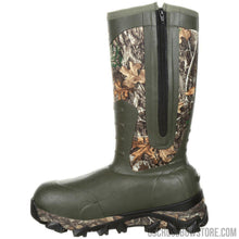 Load image into Gallery viewer, Rocky Claw Rubber Boot Realtree Edge 1200g 10-Rocky-US Crossbow & Archery Store