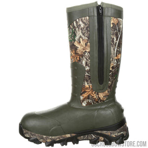 Rocky Claw Rubber Boot Realtree Edge 1200g 10-Rocky-US Crossbow & Archery Store