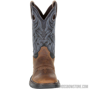 Rocky Original Ride Flx Boot Buck Skin-blue 8-Rocky-US Crossbow & Archery Store