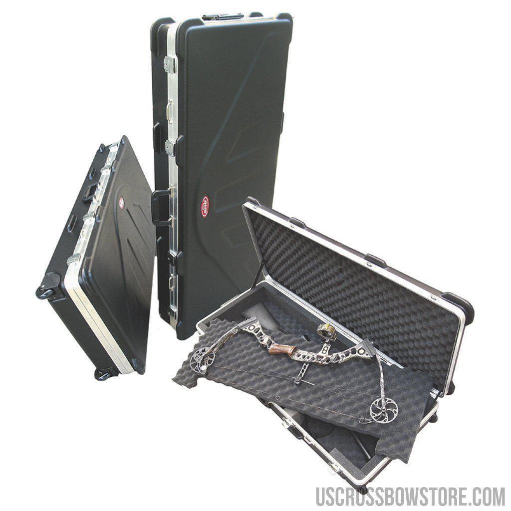 Skb Ata Double Bow Case Black 42 In.-Archery Products-US Crossbow & Archery Store