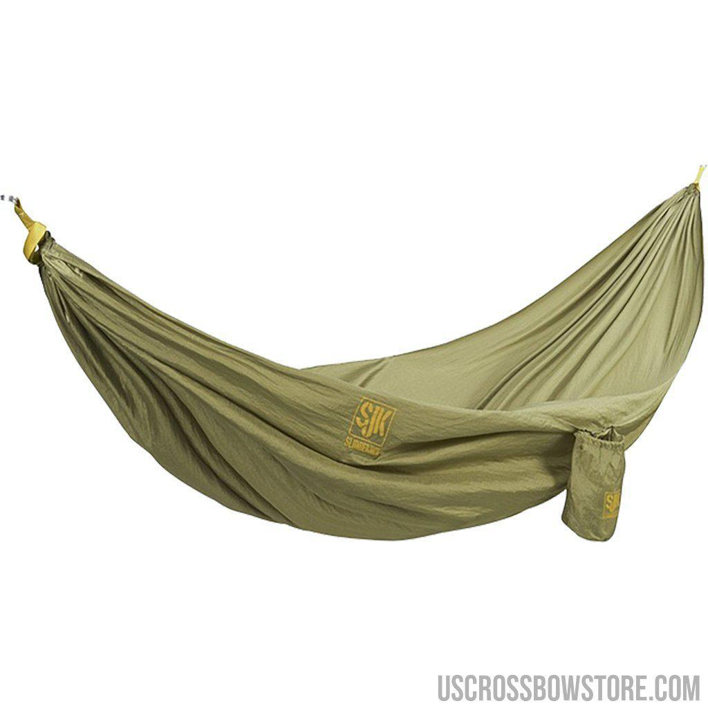 Slumberjack Hover Hammock Olive Drab-Fishing & Camping Equipment-US Crossbow & Archery Store