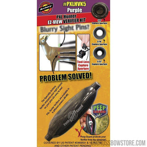Specialty Archery Pxl Hunter Ez-view Verifier Kit No. 5 Purple-US Crossbow & Archery Store