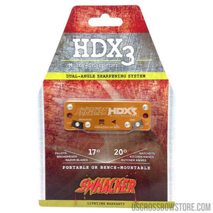 Swhacker Hdx3 Sharpener-Archery Products-US Crossbow & Archery Store