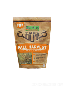 TAKE OUT FALL HARVEST DEER FEED-US Crossbow & Archery Store
