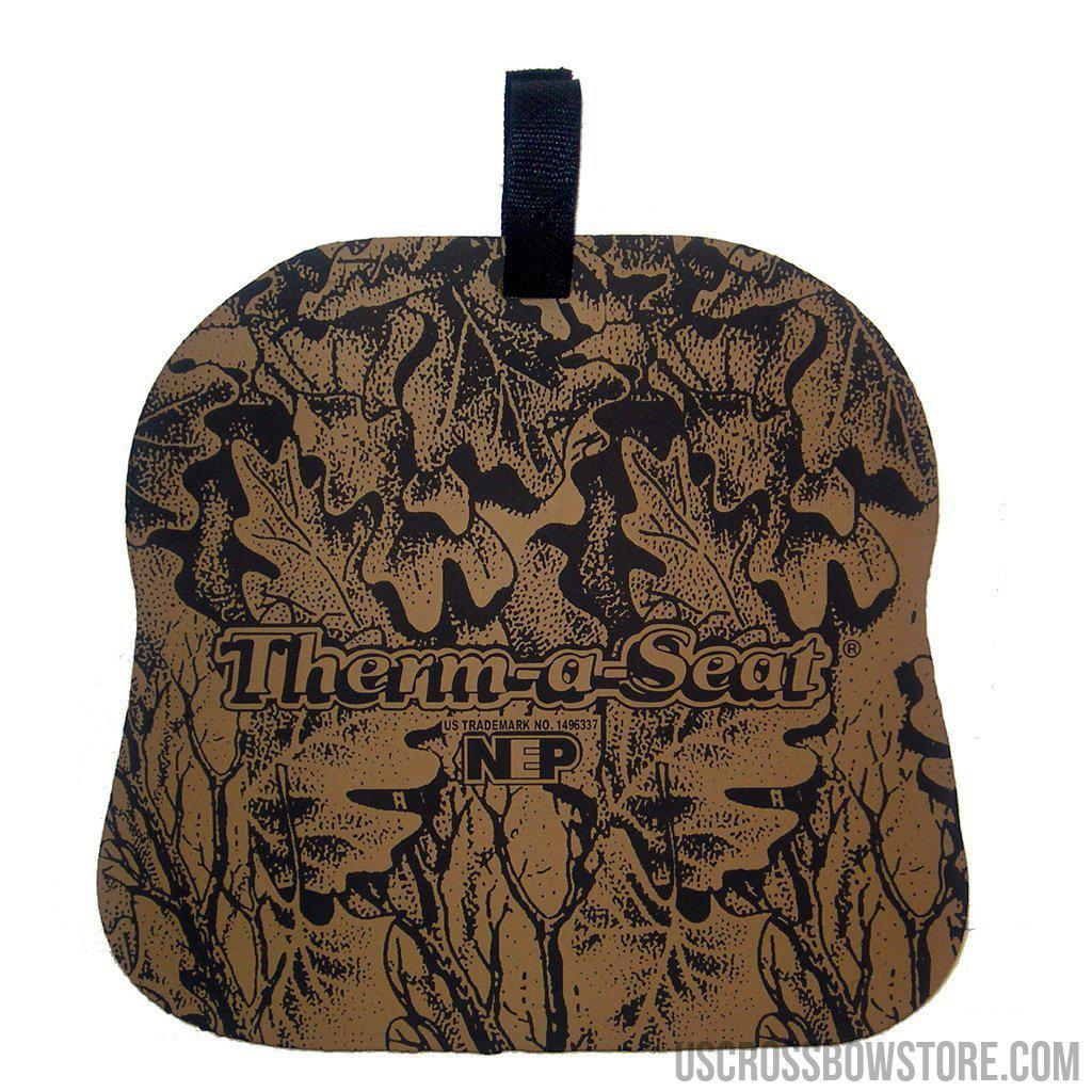 Therm-a-seat Traditional Seat Large Camouflage .75 In.-Therm-a-seat-US Crossbow & Archery Store