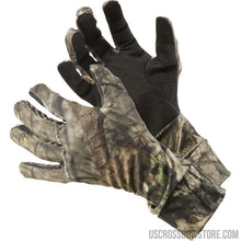 Load image into Gallery viewer, Vanish Spandex Hunt Gloves Mossy Oak Country-Hunting Clothing & Apparel-US Crossbow & Archery Store