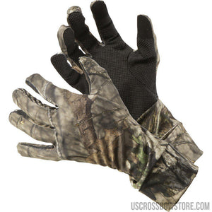 Vanish Spandex Hunt Gloves Mossy Oak Country-Hunting Clothing & Apparel-US Crossbow & Archery Store