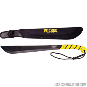 Wicked Machete 14 In.-Hunting-US Crossbow & Archery Store