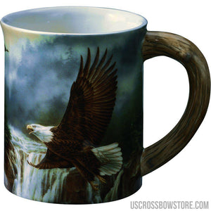 Wild Wings Sculpted Mug Majestic Bald Eagle-Wild Wings-US Crossbow & Archery Store