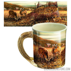 Wild Wings Sculpted Mug Sharing The Bounty-Wild Wings-US Crossbow & Archery Store