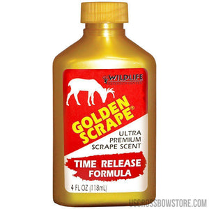 Wildlife Research Golden Scrape Time Release 4 Oz.-Hunting-US Crossbow & Archery Store