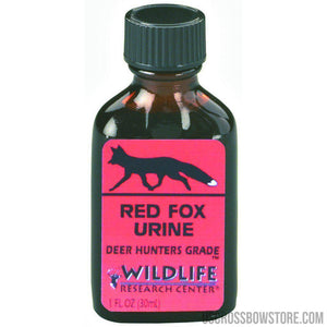 Wildlife Research Red Fox Urine Spray 1 Oz.-Wildlife Research-US Crossbow & Archery Store