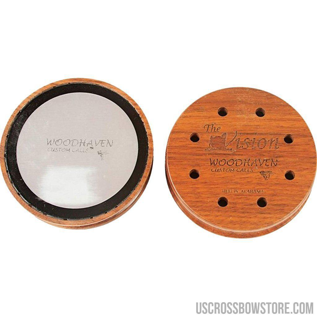Woodhaven Vision Turkey Call Aluminum-US Crossbow & Archery Store