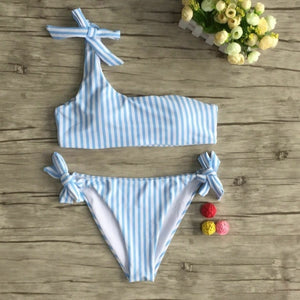 2020 New 2pcs Women Summer Swimwear