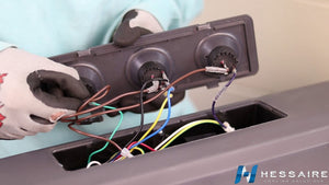 How to Replace the Control Panel on Your Hessaire Mobile Cooler