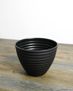 Load image into Gallery viewer, Premium plastic pot (V2 Black)