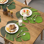 Load image into Gallery viewer, Deliciosa Leaf Placemat