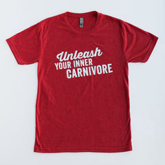 Unleash Your Inner Carnivore T-Shirt