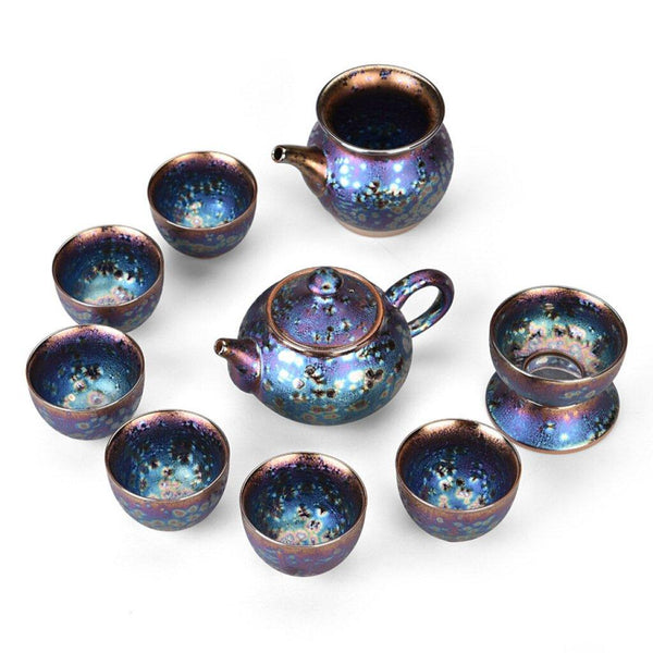 Magical Tea Set Tea Set Tenmokus