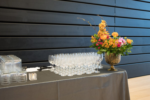 Periwinkle Flowers toronto florist events corporate brand parties