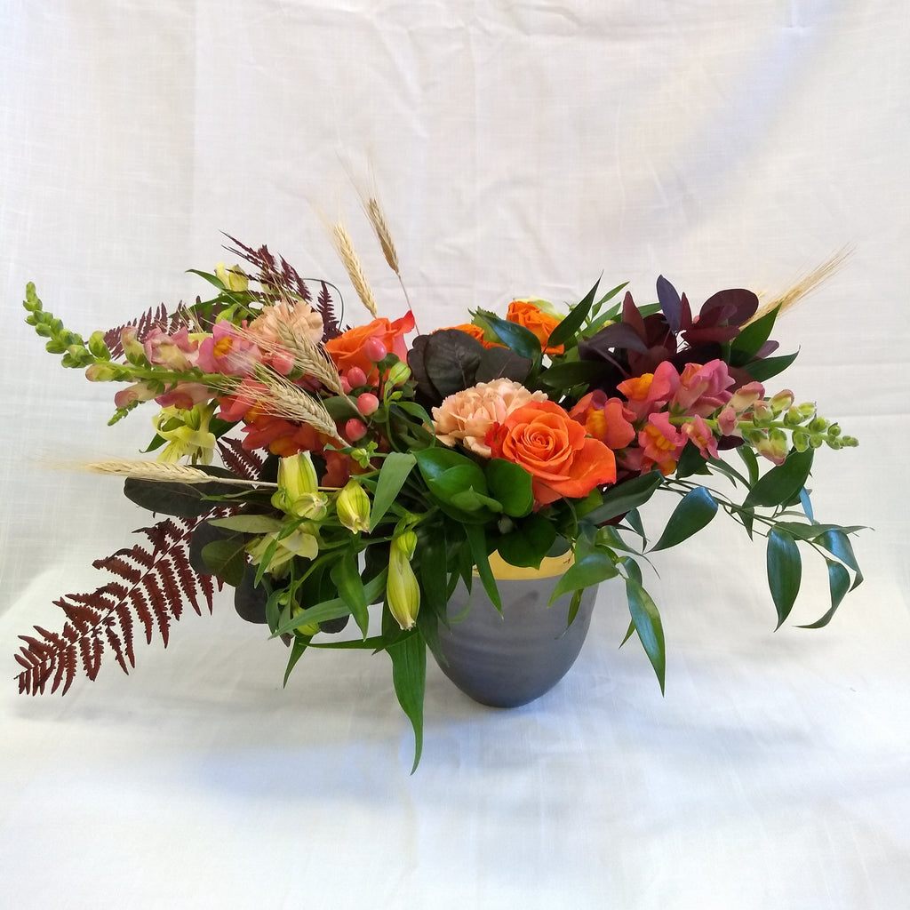 Thanksgiving centerpiece flowers delivery toronto leaside north midtown rosedale