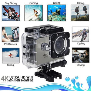Ultra HD 4k Sports & Action Camera