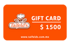 Gift Card Taifelds