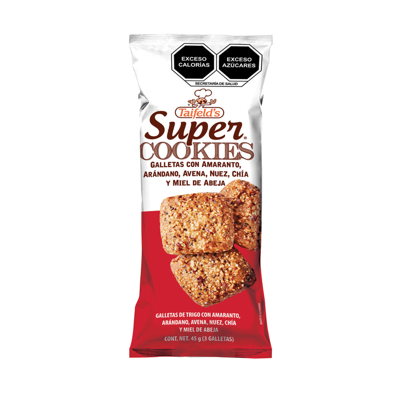 Super Cookies Nuez