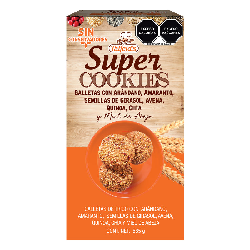 Super Cookies Quinoa