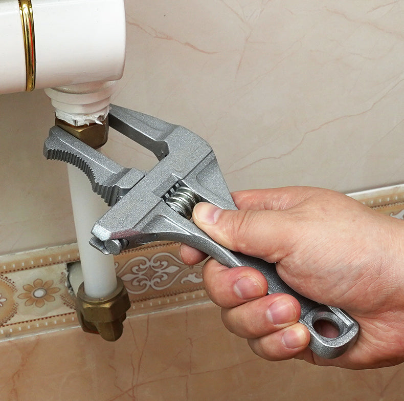 Bathroom Adjustable Wrench