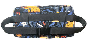 Navy Citrus Belt Bag