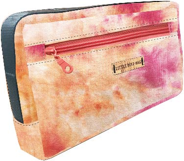 Pink Tie Dye Belt Bag