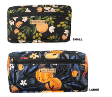 Load image into Gallery viewer, Navy Citrus Belt Bag