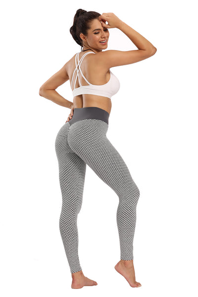 Yoga Compression Booty Lifting Leggings