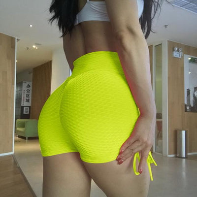 Cuurvy Booty Lift Anti-Cellulite Shorts